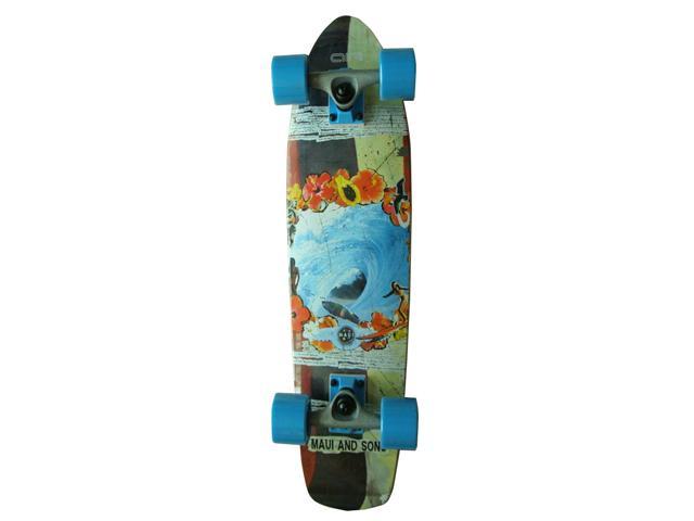 Junior Longboard gördeszka - Spartan 15078501d7