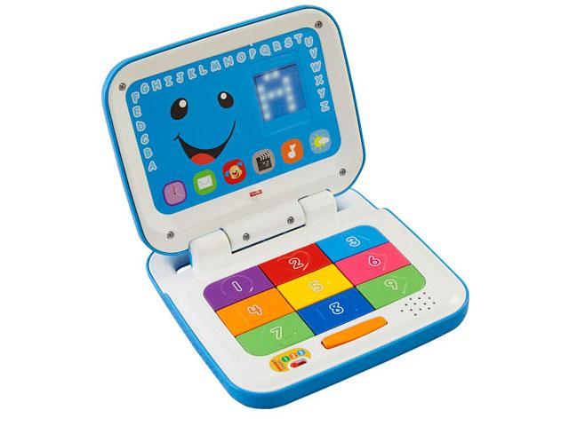 Kacagj és Fejlődj! Tanuló laptop - Fisher Price - Fisher Price