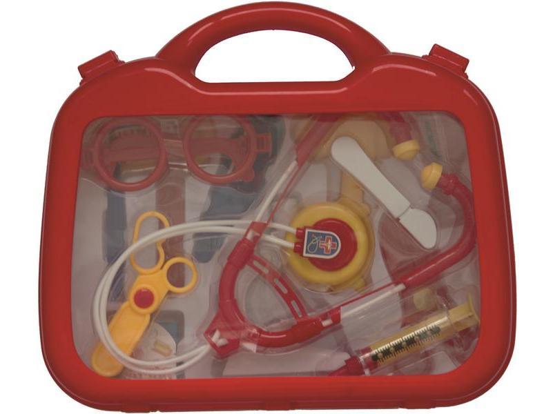 818338cb7bd9 Játék orvosi táska készlet, 14-részes