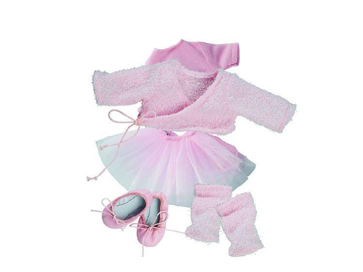 2012abba9c Rózsaszín ruha kollekció 7 részes 45-50 cm-es babákhoz - Götz