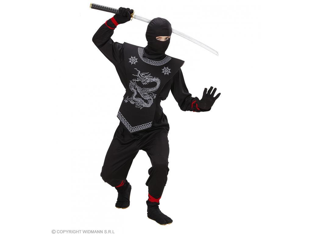 Vásárlás: Widmann Amerikai ninja jelmez 158cm es méret