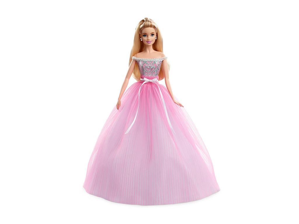 5d373fa7bfcb Barbie: Barbie születésnapi baba díszdobozban - Mattel