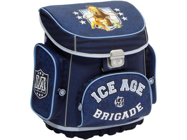 b86abe6ca42b Jégkorszak ergonomikus iskolatáska, hátizsák