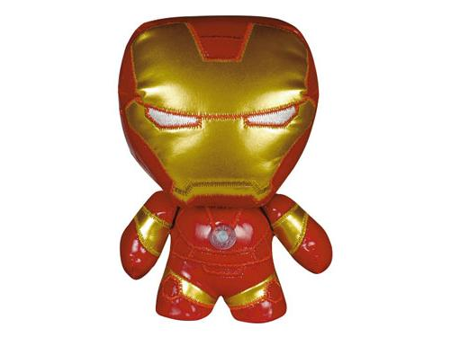 Avengers Age of Ultron Fabrikations plüss figura, Iron Man, 15 cm