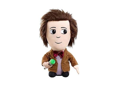 Doctor Who plüss figura hanggal, 11th Doctor, 38 cm