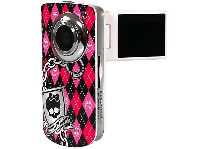 e7cd33c3e655 Monster High digitális videókamera