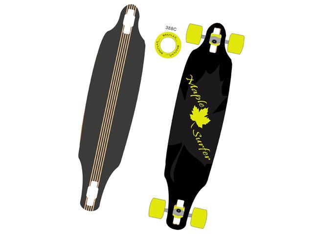 Longboard Maple Surfer gördeszka - Spartan e13989e6b1