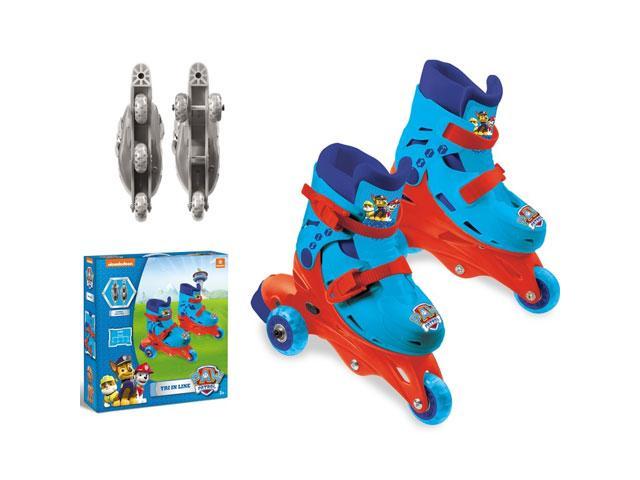 Mancs Őrjárat állítható háromkerekű görkorcsolya 29-32-es méretben - Mondo Toys