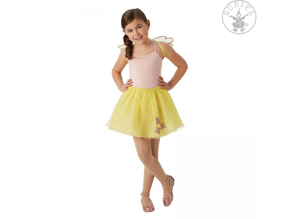 My little pony Fluttershy lány jelmez standard méretben 53747f1f38