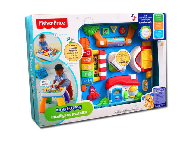 Fisher-Price: Intelligens asztalka