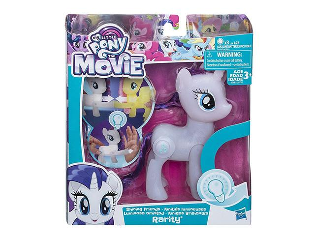 Én kicsi pónim: Shining Friends Rarity póni - Hasbro