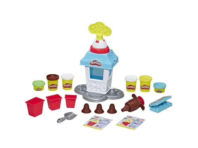 Play-Doh: Popcorn Party gyurmaszett - Hasbro