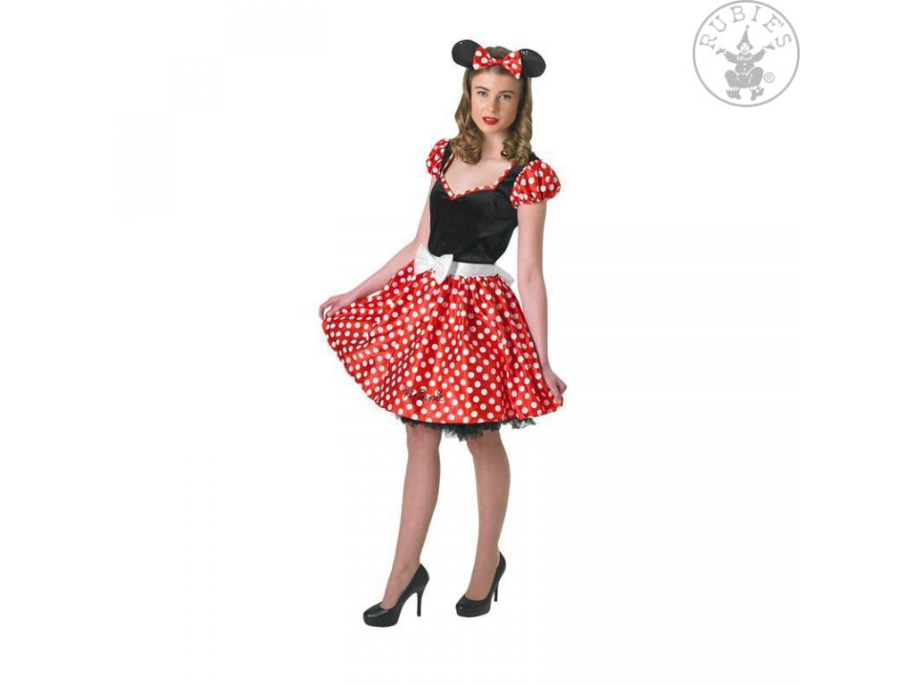 2b30a62c41 Minnie nagylány ruha női jelmez