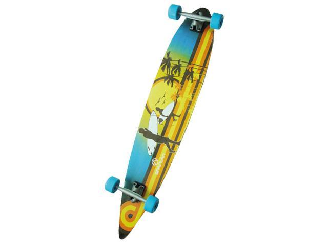Longboard Surf  s Up - gördeszka Spartan acf576b3f5