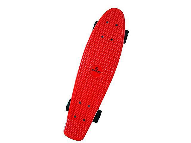 Gördeszka piros színben - Spartan 5a4cc83654