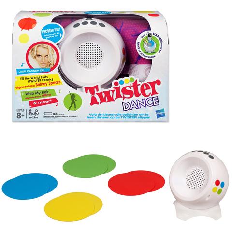 Twister tánc társasjáték - Hasbro