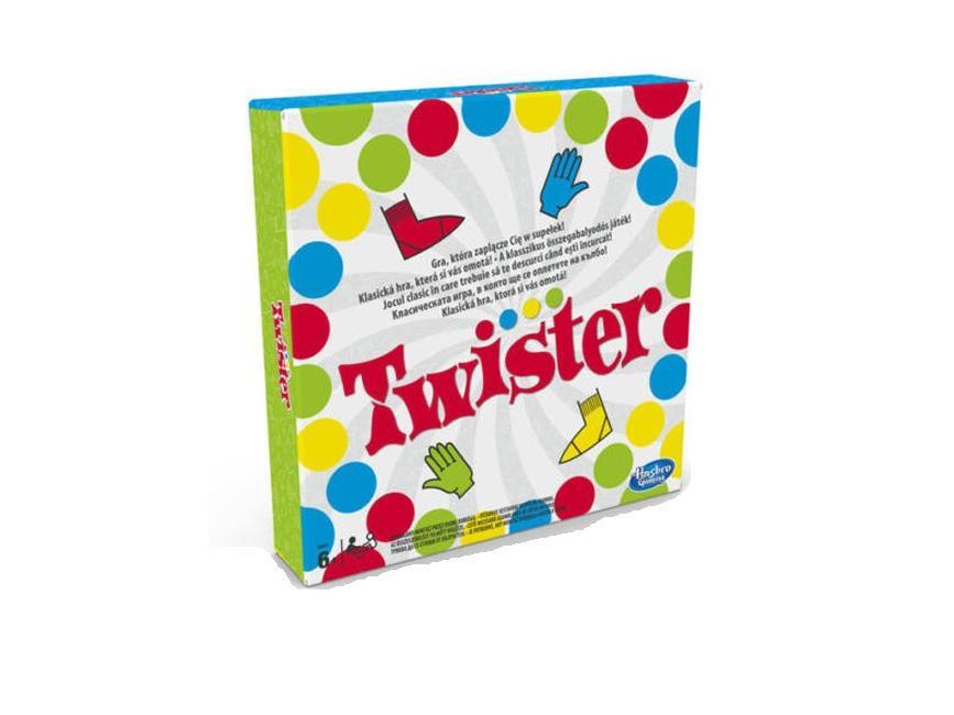Twister ügyességi társasjáték - Hasbro