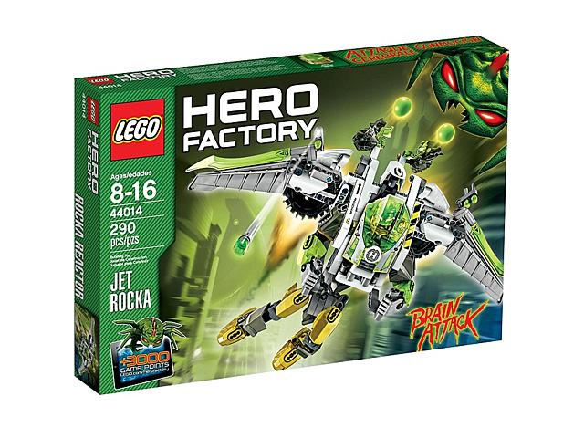 Jet Rocka 44014 - Lego Hero Factory