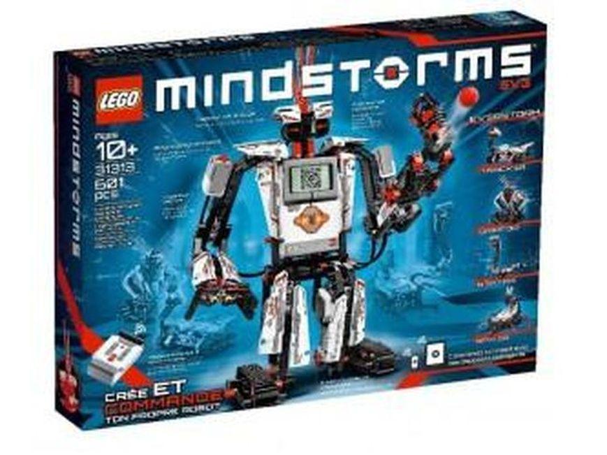 EV3 - Építsd és irányítsd robot! 31313 - Lego Mindstorms