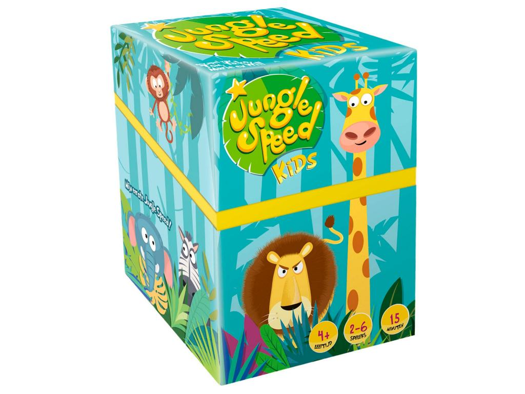 Jungle Speed Kids Kartenspiel