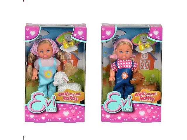 8c49ab602904 Steffi Love: Farmer Évi baba 2 váltotzatban - Simba Toys