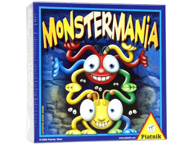 MonsterMania logikai társasjáték - Piatnik