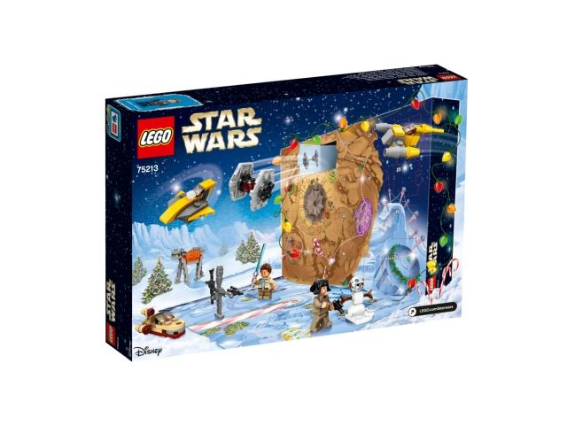 LEGOŽ Star Wars Adventi naptár (75213)