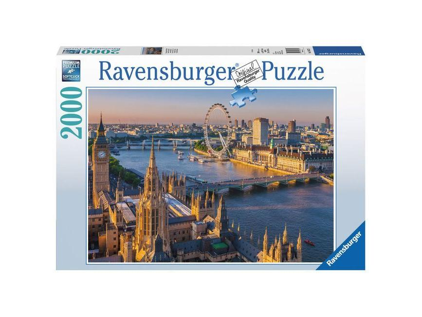 London puzzle, 1000 db-os, Ravensburger