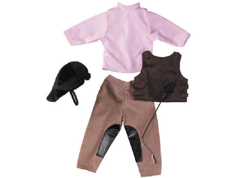 Götz babára lovagló ruha 42-50 cm-es babákra 494b105800