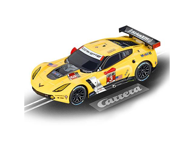 "Carrera Digital 143: Chevrolet Corvette C7.R ""No.3"" pályaautó"