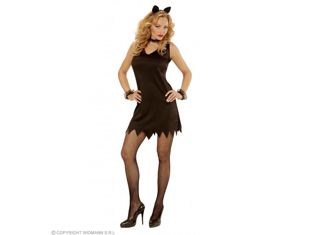 ce720de75e Szexi macskanő ruha női jelmez