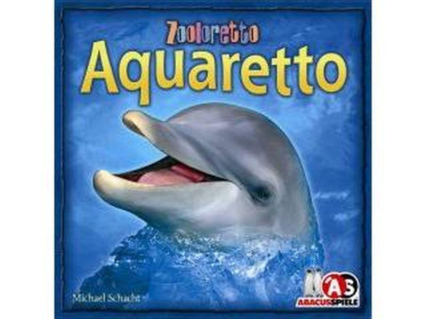 Aquaretto társasjáték - Abacusspiele