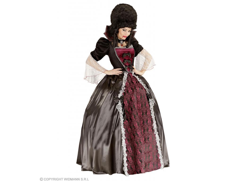 Vámpír grófnő ruha női jelmez c03e14c8a4