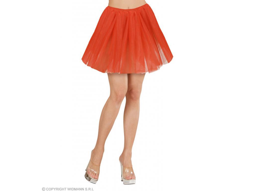 Tüll szoknya piros női jelmez felnőtt általános méretben 3e3e3322c7