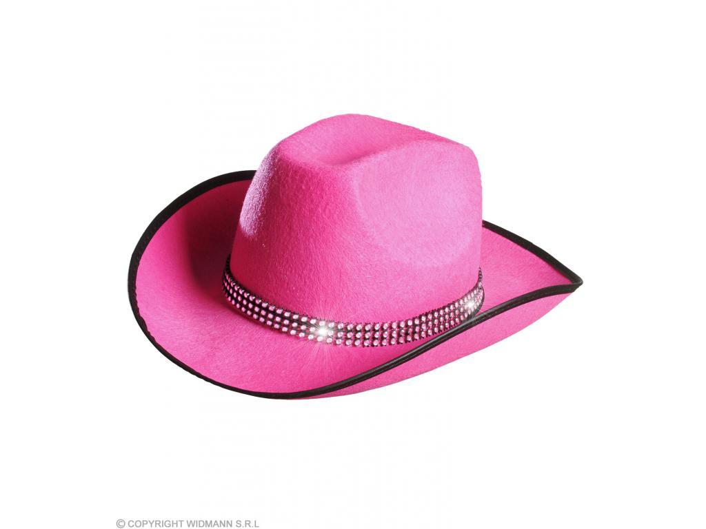 Cowboy kalap csillogó díszítéssel 4b5937d20f