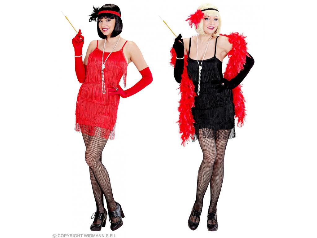 d0f7139419 Charleston ruha 2 féle színben női jelmez