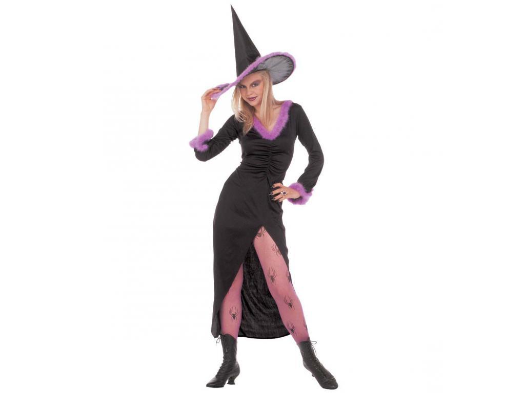 Elegáns boszorkány ruha női jelmez 3 féle színben 72171636e0