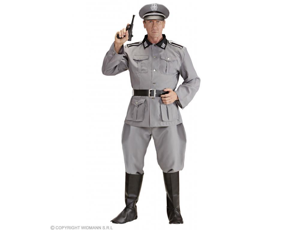 Német II világháborús katona férfi jelmez 3ffde3f3d6