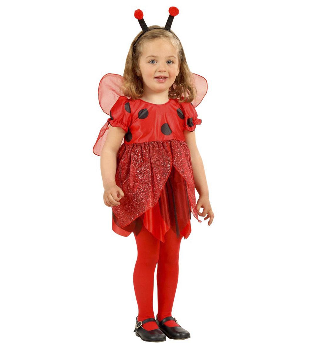 Katicabogár ruha szárnyakkal és fejdísszel lány jelmez a6ff8f7200