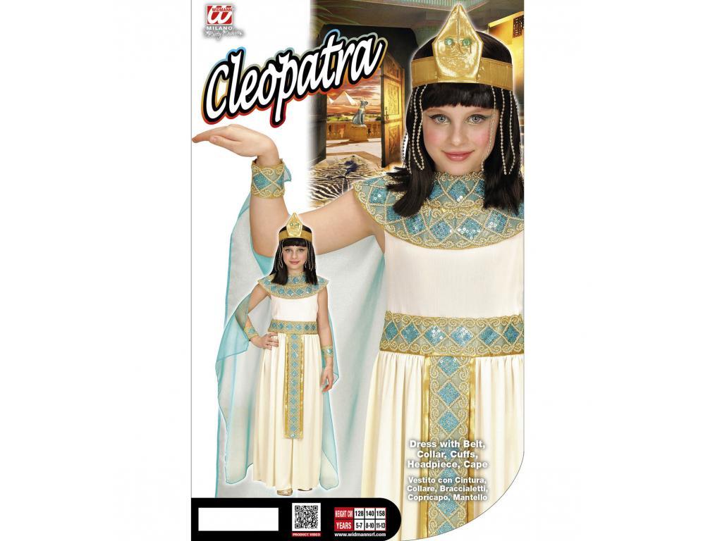 4e650c0371 Kleopátra lány jelmez