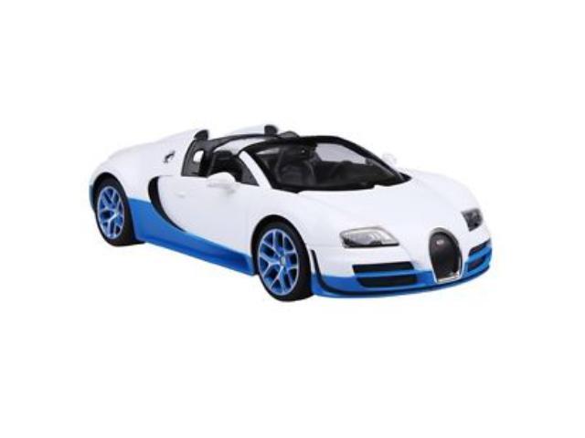 bugatti veyron grand sport vitesse rc bugatti veyron 16 4 grand sport vitesse white remote. Black Bedroom Furniture Sets. Home Design Ideas