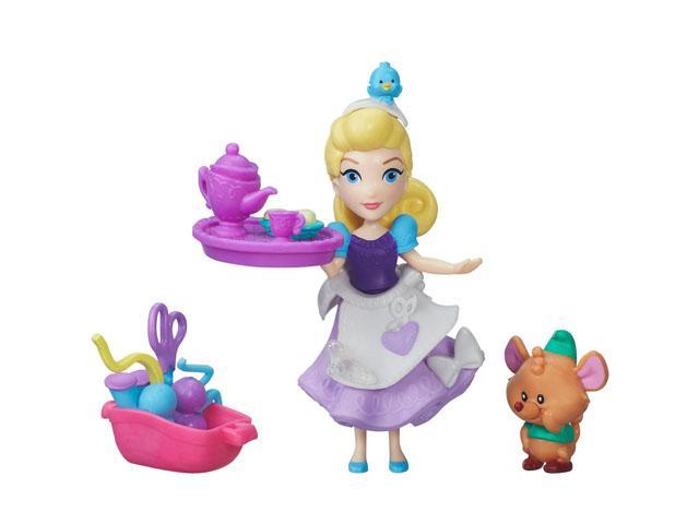 3d27b2fba1ac Disney Hercegnők: Hamupipőke mini baba kiegészítőkkel - Hasbro