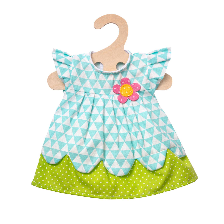 Játékbaba virágos ruhácska 6abb445f9d