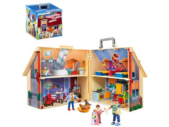 Hordozható családi ház 5167 - Playmobil