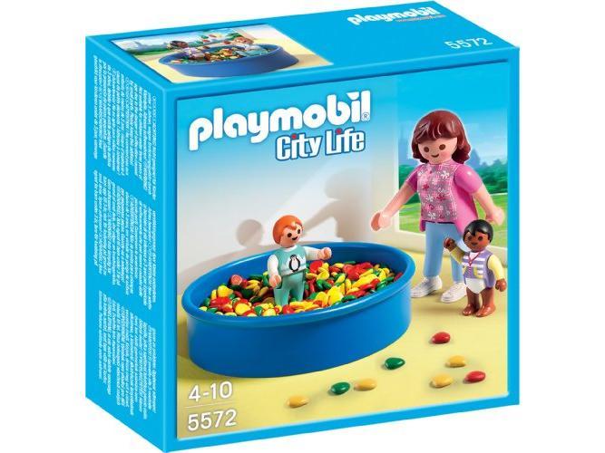 Medence labdákkal - Playmobil 5572