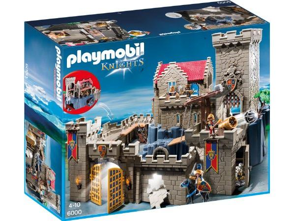 Oroszlán lovagvár - Playmobil 6000
