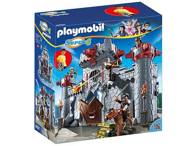 A sötét báró kastélya 6697 - playmobil