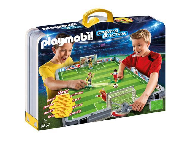 Hordozható focipályám 6857 - playmobil