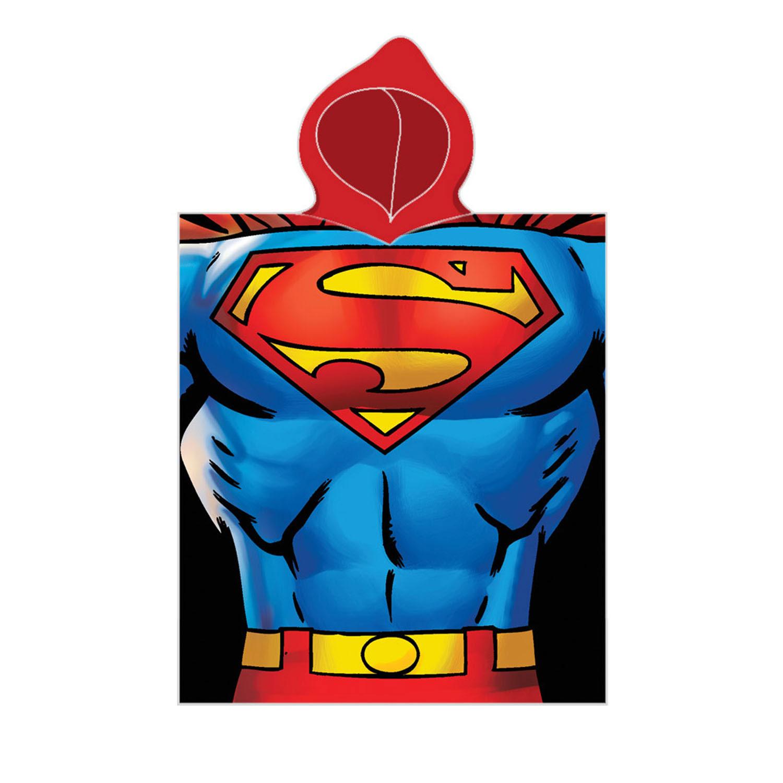 Superman poncho d331ab8fb6
