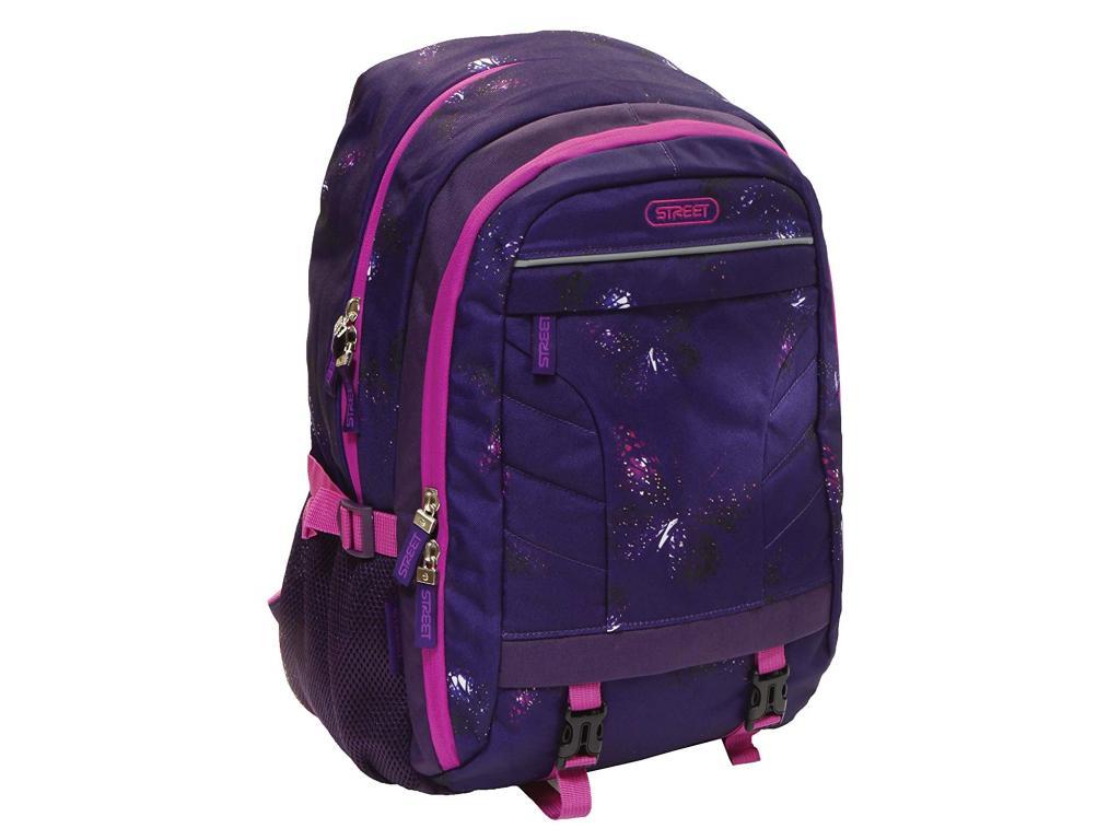 56355fbd3acb Street Butterfly lekerekített iskolatáska, hátizsák